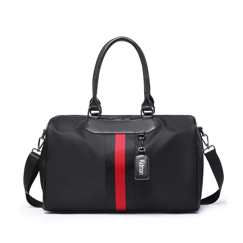 New Short-Distance Large-Capacity Multi-Function Travel Bag Portable Duffel Bag Waterproof Wear-Resistant Travel Fitness Bags