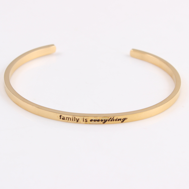 Family Is Everything Mantra...