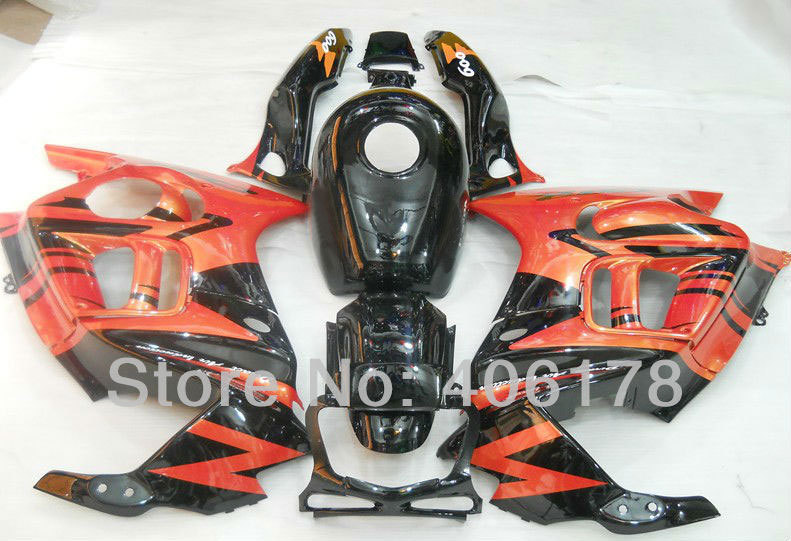 Hot Sales,Aftermarket motorcycle parts For Honda 97 98 CBR600 F3 1997 1998 Red and Black Motorbike Fairings (Injection molding) hot sales for honda vtr1000f 1997 2005 vtr 1000 f 97 98 99 00 01 02 03 04 05 vtr1000 f red aftermaket abs motorcycle fairing kit