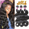 Unprocessed Brazilian Virgin Hair Body Wave 3pcs Brazilian Hair Weave Bundles XBL Human Hair Body Wave tissage bresilienne
