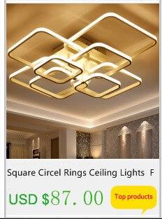 Minimalista e moderno led pingente luzes para