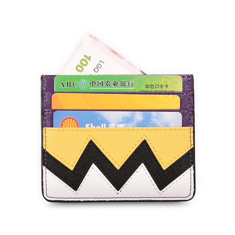 Fashion wallet short leather female mini purse multi-card card holder coin womens wallets
