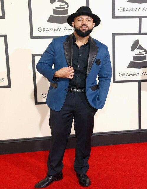 58th Grammy Awards Red Carpet Celebrity Dresses 2019 Groom Tuxedos