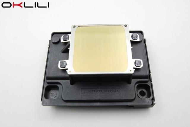 מקורי F190000 F190010 F190020 ראש ההדפסה מדפסת ראש הדפסת Epson WF 7015 WF 7510 WF 7511 WF 7515 WF 7520 WF 7521 WF 7525