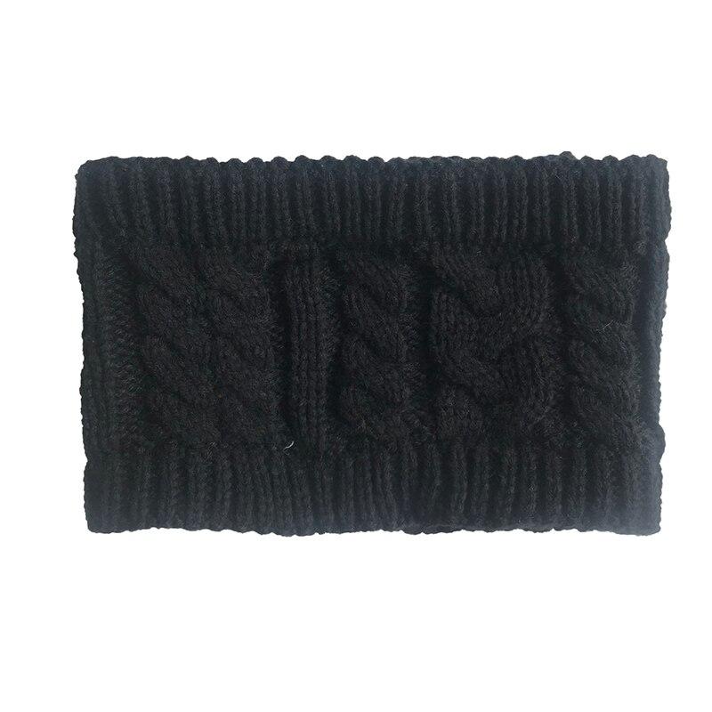 Women Winter Warm Messy Bun Ponytail Beanie Holey 2018 Brand New Girls Warmer Knitted Stretch Autumn Turban Cap Casquette CP0164 (8)