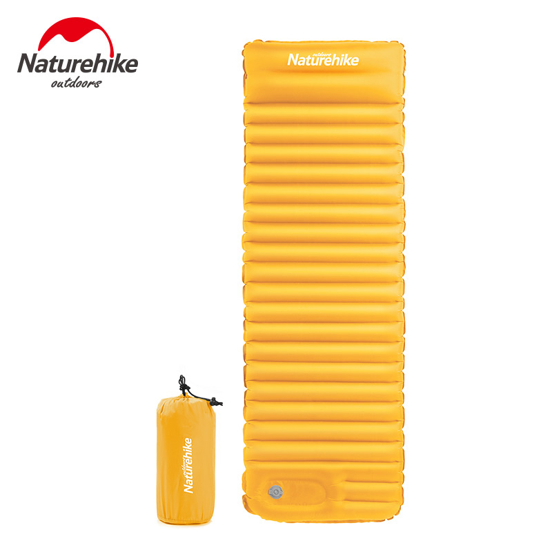 Naturehike Air Mattresses Inflatable Cushion Tent Mats Sleeping Pad Sleeping Bag Mat Moistureproof Camping Mat With