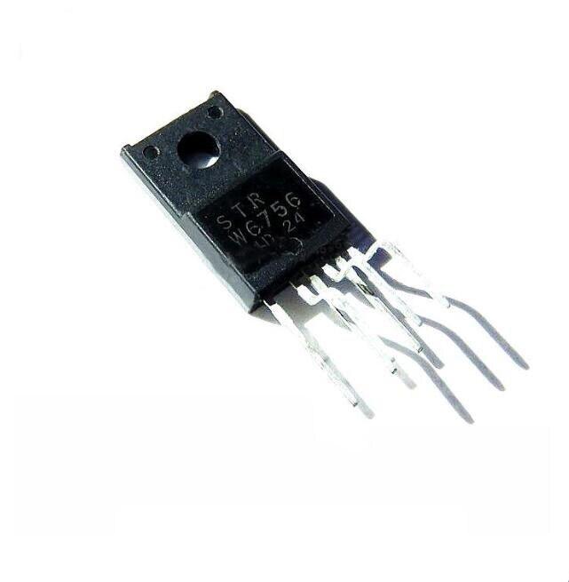 1pcs/lot STRW6756 STR-W6756 W6756 TO-220F Switching Power Supply Chip