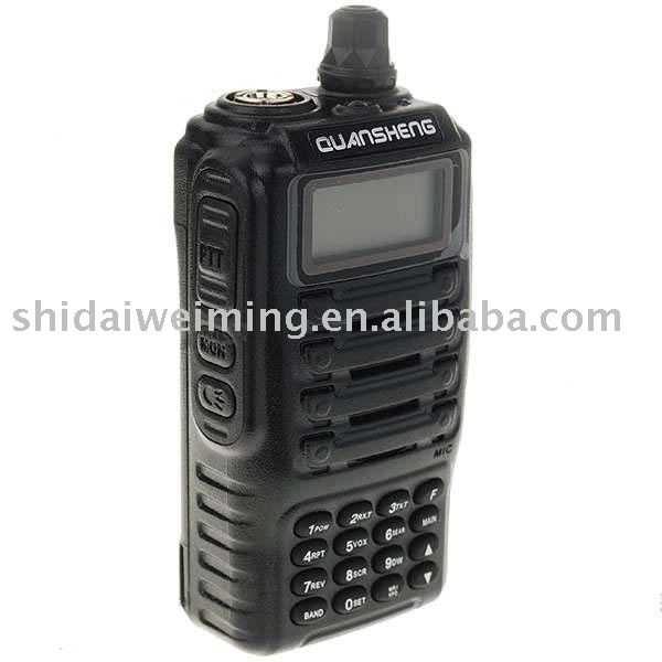 DUAL BAND DTMF WALKIE TALKIE  TG-UV2 TWO WAY RADIO