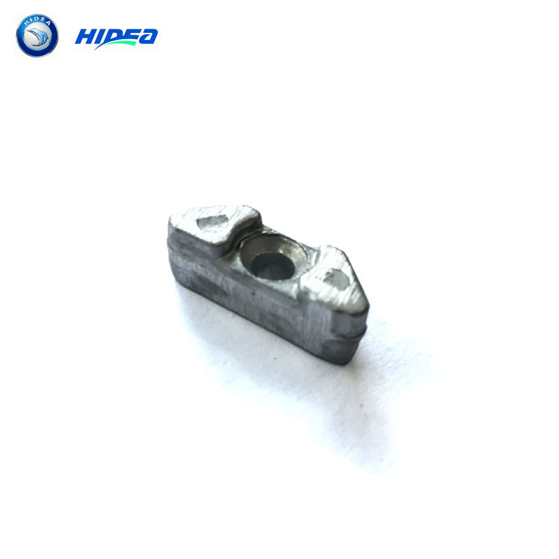 Hidea Anode For F15 4 Strokes 15HP Outboard Motor Spare Parts Exhaust Cover Anode YMH 6E5-11325-00-00