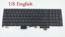 Laptop Keyboard for DELL M17X R5 P18E black with backlit NSK-LC0BC 0E 0NXRG5 0G 08W1R1 0F 02YP0N 2M 0V1B2F 01 0M8MH8 JP TW SW SP(China)