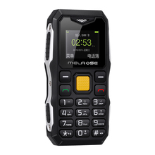 Original New Melrose S10 S11 long standby Big Voice Flashlight FM mini small size Rugged mobile Phone(China)