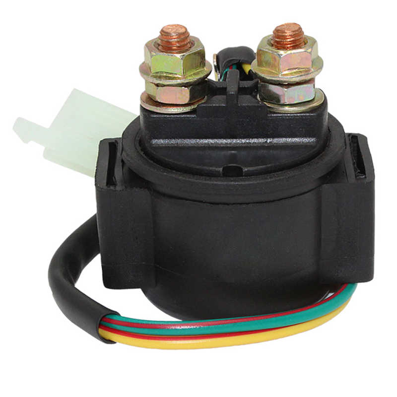 Road Passion Motorcycle Starter Solenoid Relay ignition switch For Honda  CM200 CM200T CM250 CM250C CB350 CB350G CL350 SL350