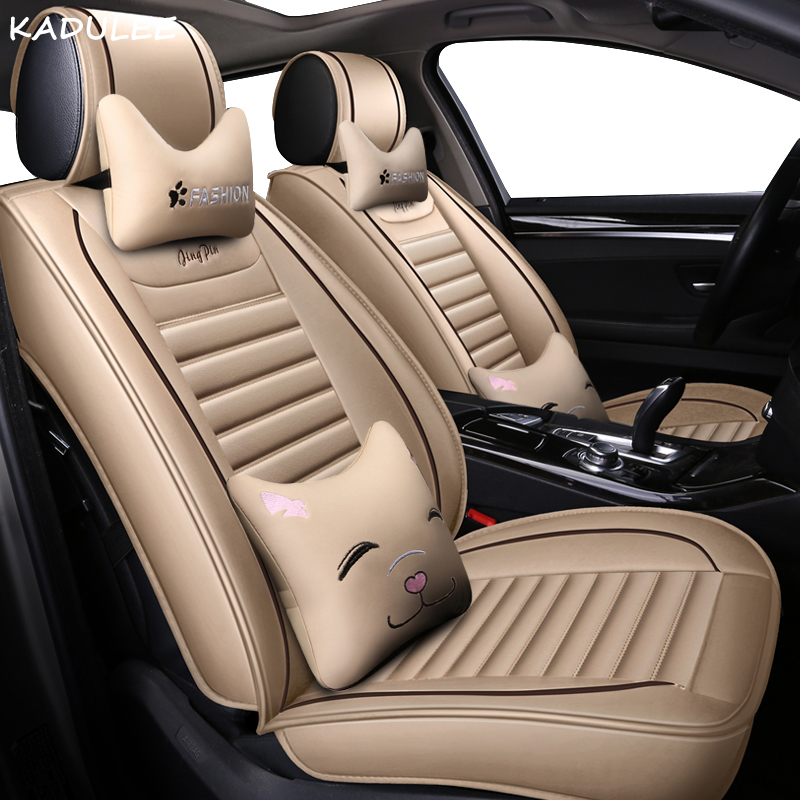 KADULEE car seat cover for Volvo S60L V40 V60 S60 XC60 XC90 XC60 C70 s80 s40 car styling auto accessories Automobiles Seat CoverKADULEE car seat cover for Volvo S60L V40 V60 S60 XC60 XC90 XC60 C70 s80 s40 car styling auto accessories Automobiles Seat Cover