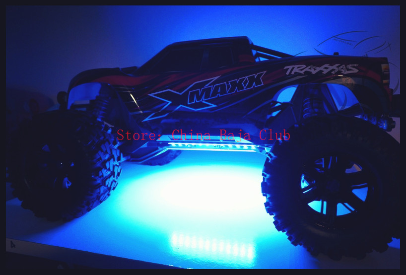 rc car parts ,Chassis LED lights for TRXXAS X-MAXX