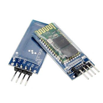 50pcs/lot HC-06 Bluetooth serial pass-through module wireless serial communication from machine Wireless HC06 Bluetooth Module - DISCOUNT ITEM  5% OFF All Category