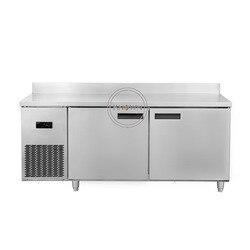 1200*760*800mm w wieku 0 8 stopni stół warsztatowy lodówka/lodówka lodówka/energia słoneczna do lodówki przechowywania w niskich temperaturach referigerator zabawy w Maszyny do lodów od AGD na