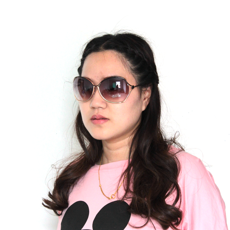 Woman Sunglasses  aliexpress com 2016 new big rim uv400 luxury woman