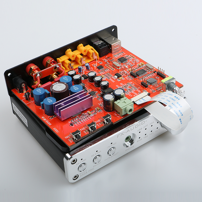 FX-Audio D302PRO STA369BW PCM1808 AK4113VF Ψηφιακός - Οικιακός ήχος και βίντεο - Φωτογραφία 3
