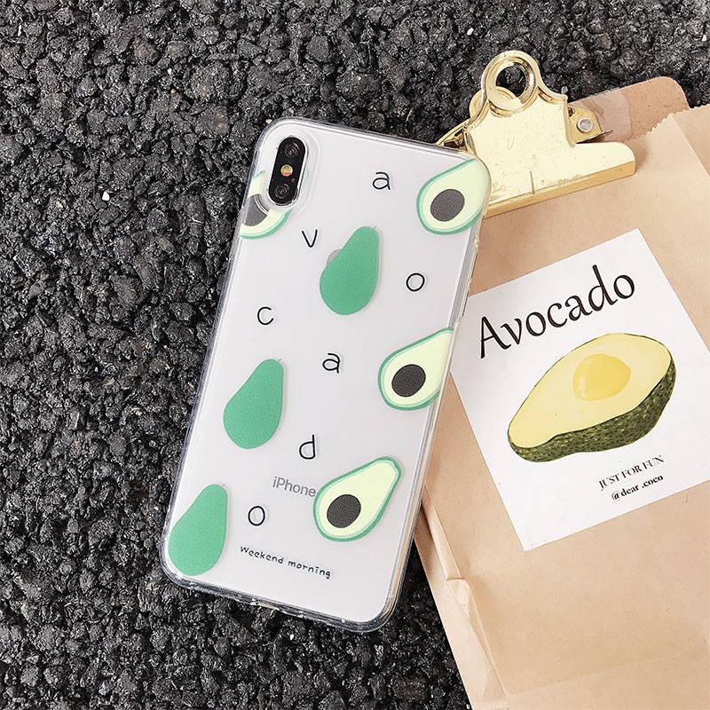 A-透明牛油果