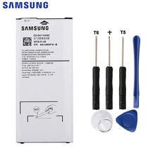 Samsung Original EB-BA710ABE Battery For Samsung GALAXY A7 2016 A7100 A7109 A710 A710F Genuine Replacement Phone Battery 3300mAh все цены