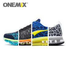 Original ONEMIX Cheap Running Shoes for Men Trainers Nest Zoom Breathable Lightweight Sports Shoes Sneakers Water Cube Free Ship
