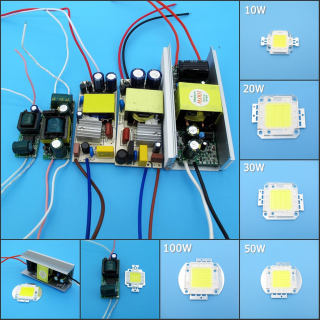 Cob Led Driver Wiring To - Circuit Connection Diagram •