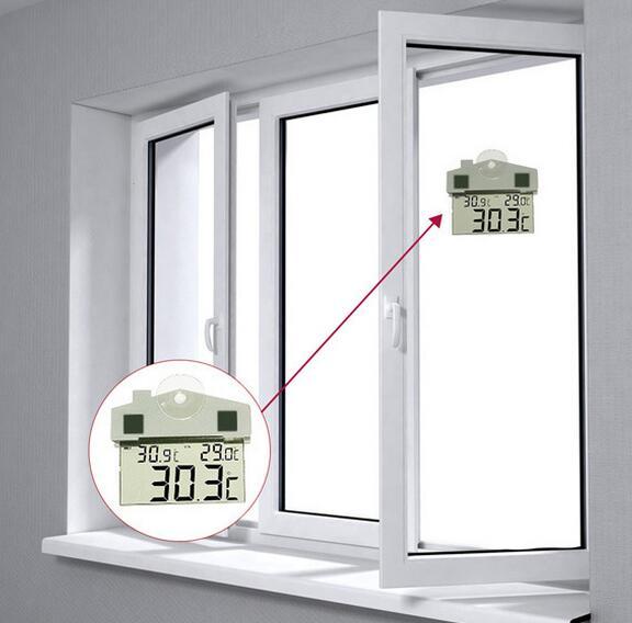 градусник на окно бесплатная доставка
