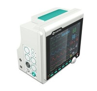 Multi Parameter Patient Monitor (3 parameters) CE Approved contec holter medical equipment