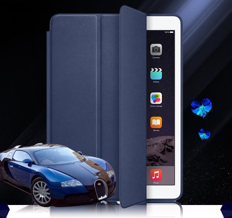 Original 1:1 Smart Case For Ipad Pro 9.7 : A1673`1674`A1675 Case , - PU Leather Smart Auto Sleep Ultra-Thin Cover
