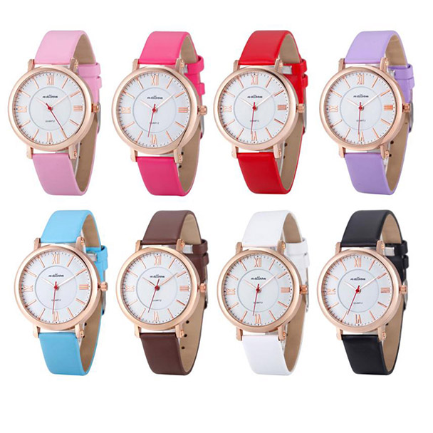 Classic High Quality Bracelet Watches Women Luxury cheap Leather Strap Quartz Watch For Women Dress Wristwatches Female Clock high quality classic dalas brand leather silver steel strap watches women dress watch ladies quartz watch