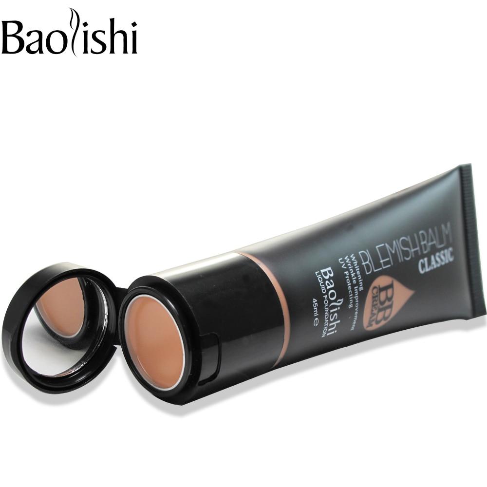 Baolishi 5 renk Yüz Vakıf Makyaj beyazlatma BB Krem Kapatıcı - Makyaj - Fotoğraf 3