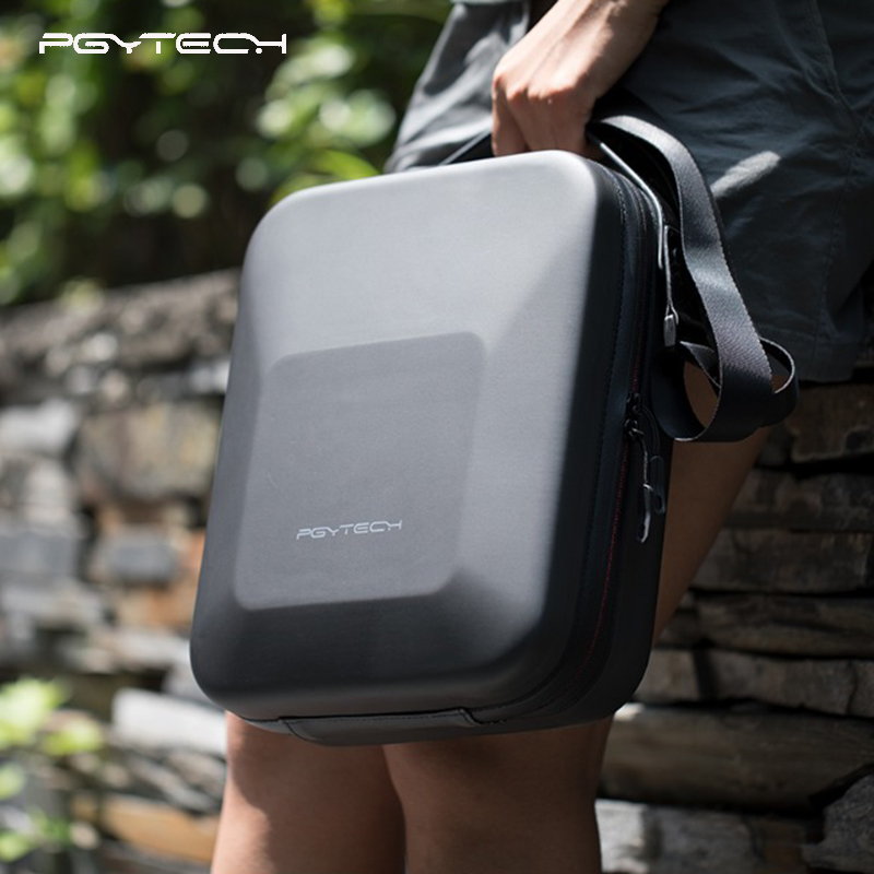 Mavic 2 Bag Case With Strap For DJI Mavic 2 Pro Zoom PU EVA Shoulder Carry