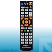 Produto original controlador chunghop l336 copiar controle remoto inteligente com saiba função para tv cbl dvd sat aprendizagem(China (Mainland))
