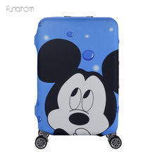 New Travel On Road Luggage Cover Luggage Protector Suitcase Protective Covers for Trolley Case Trunk Case Apply to 18-30 inch hot fashion traveling on the road suitcase case protective case cover trolley bus case trip suitcase dust cover for 18 to 32 inc