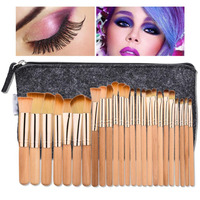 Vander 25pcs Makeup Brush Set Premiuim Makeup Brush Set High Quality Soft Hair Professional Makeup Artist