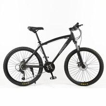 26 18 Large Size Frame MTB Bicycle 21 27 Speed Mountain Bike Double Disc Brake Lockable