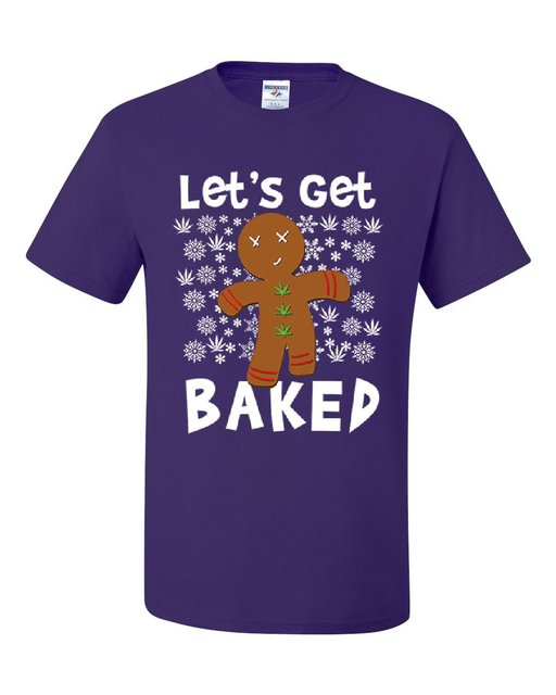 Let's Get Baked T-Shirt