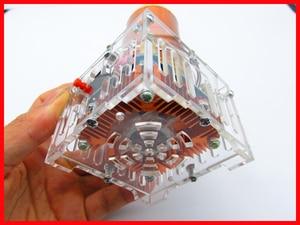 Image 4 - מוסיקה טסלה סליל חבילת Diy ZVS פיסיקה אלקטרוניקה ייצור קטן טסלה חלקי
