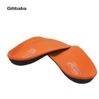 New Arrival Premium 3 4 Orthotics High Arch Support Insoles 3D Hard EVA Arch Support For