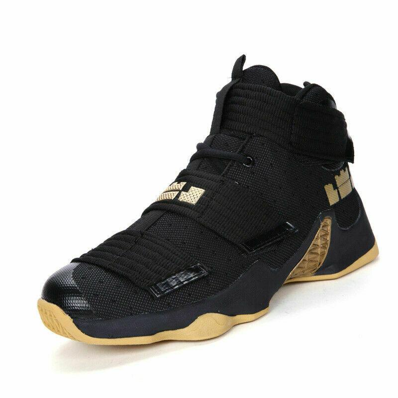 Clássico Top Xi Super Pato Homens High Hero Sneakers Preto Mandarim Sports Botas 11 Basquete Dos De Tênis wxZqv1