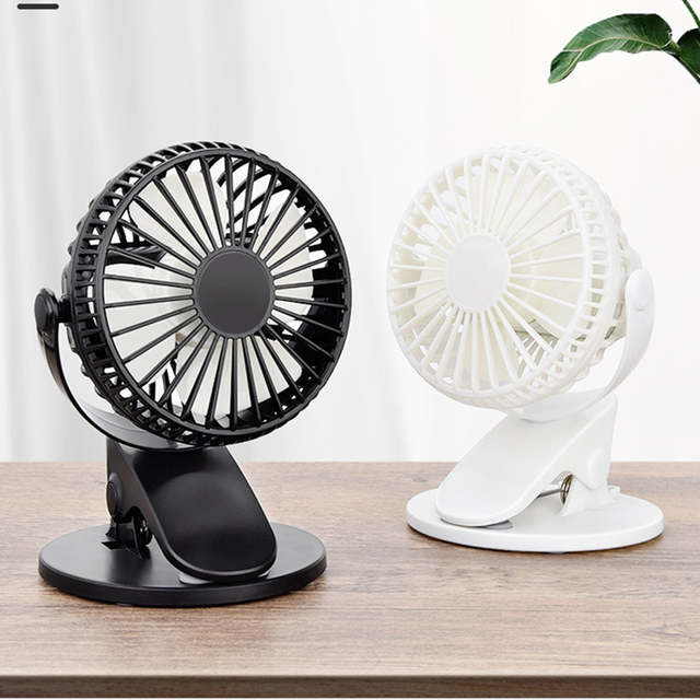 Us 8 96 30 Off Portable Mini Usb Fan Desk Abs Electric Desktop Computer Table Home Office Fans Ventilator For In From