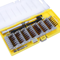 60 In 1 S2 Alloy Magnetic Screwdriver Set Precision Multi Function Driver Electronics Repair Tool Kit