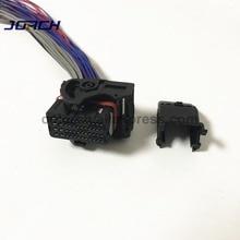1 комплект 48 контактный способ molex Автомобильный Электрический монтажный жгут ECU соединитель CNG для контроля уровня сахара в крови с 50 см 20 см кабель