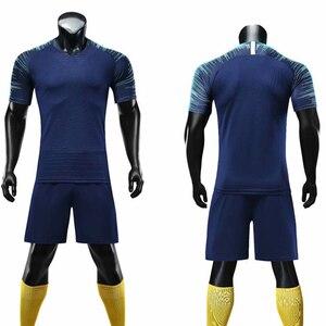 New Men's Soccer Jerseys Set S