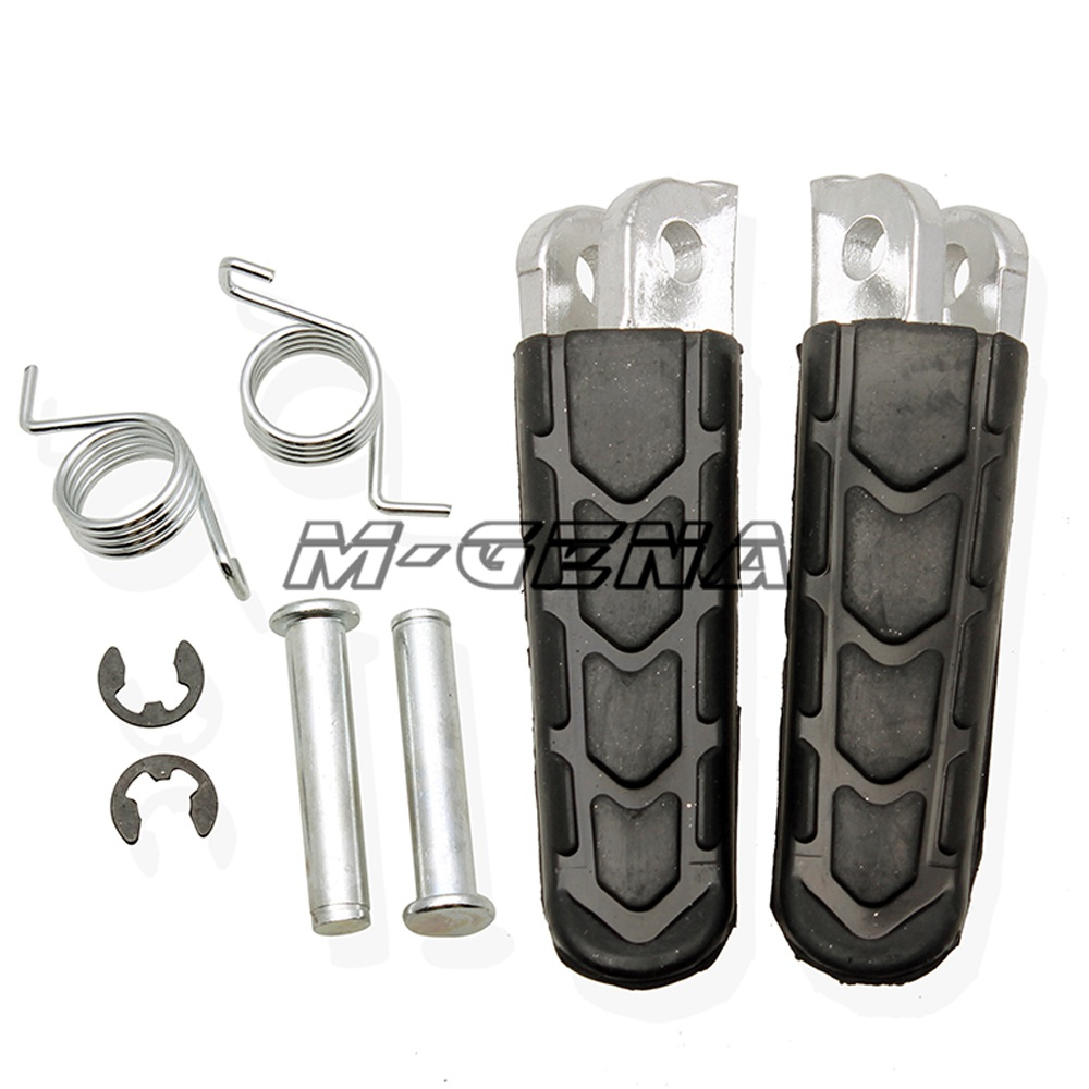 Front Footrests Foot pegs Fit Honda CBR 600 F3 1995-1998 F4 F4i 1999-2006