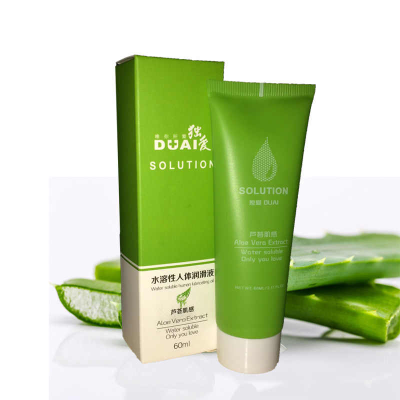 Aliexpresscom  Buy Duai Hot Products Aloe Anal Lube For -9505