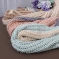 2016 новый мори девушка пуловер загущающие тепловые глушитель шарф краситель матч воротники качество мохер трикотажные