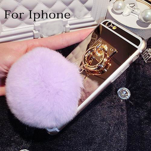 coque iphone 5 pompom
