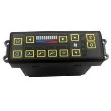SINOCMP contrôleur AC pour pelle, pièces de contrôle de chauffage, pour Hyundai R110 7, R210LC 7