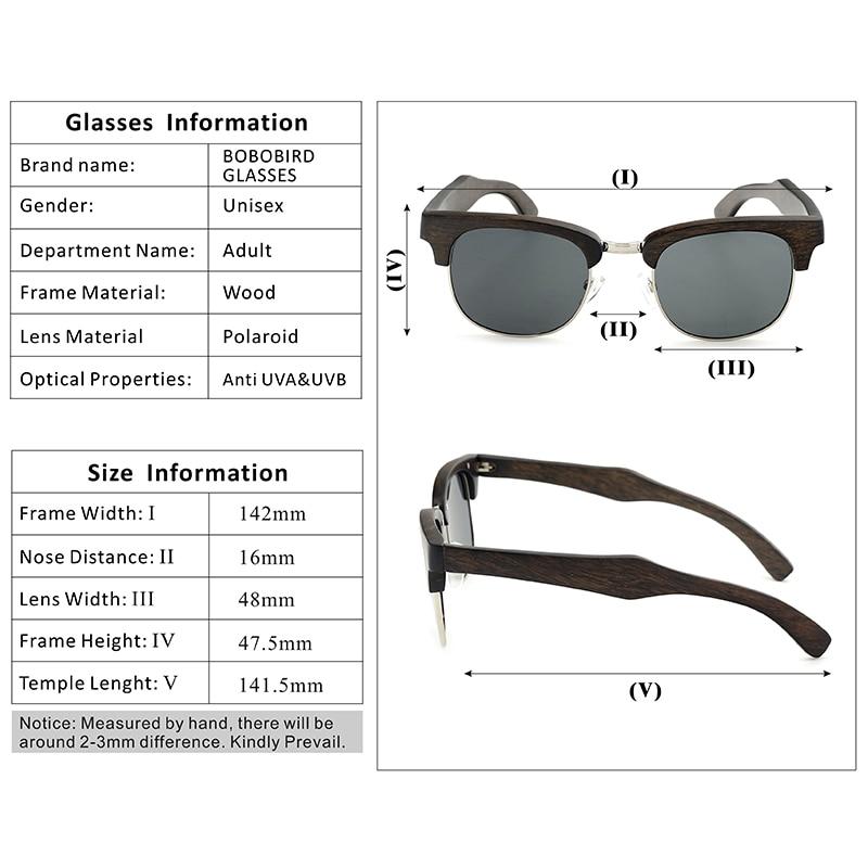 wooden watches  sunglasses bobo bird brand (10)